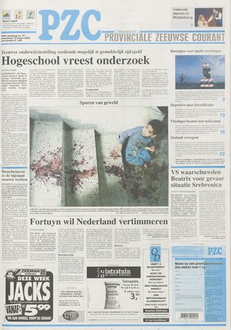 Provinciale Zeeuwse Courant 2002-03-13
