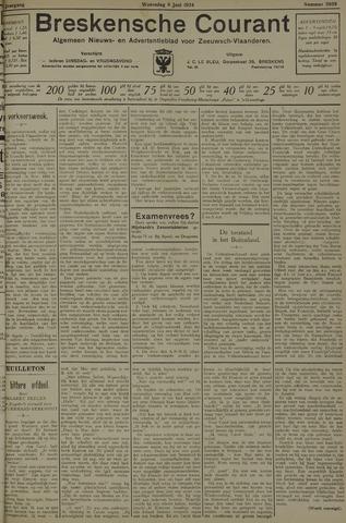 Breskensche Courant 1934-06-06