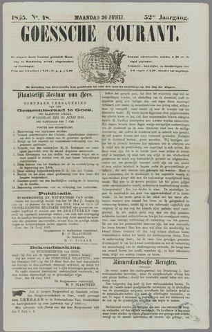 Goessche Courant 1865-06-26
