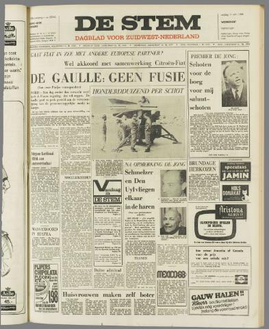 de Stem 1968-10-11