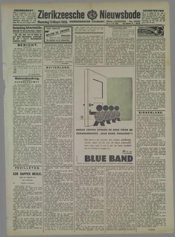 Zierikzeesche Nieuwsbode 1933-03-13