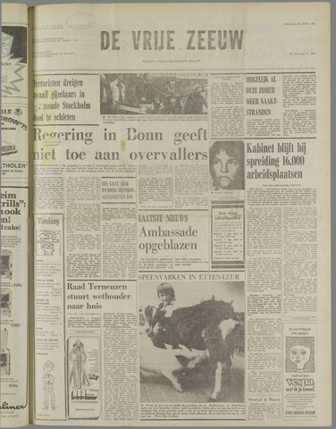 de Vrije Zeeuw 1975-04-25
