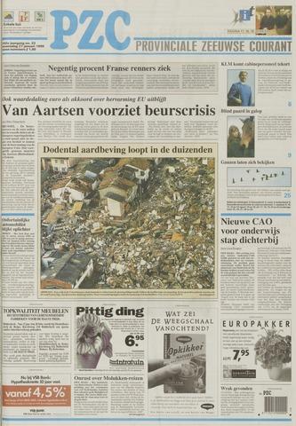 Provinciale Zeeuwse Courant 1999-01-27