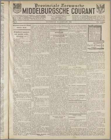 Middelburgsche Courant 1930-01-18