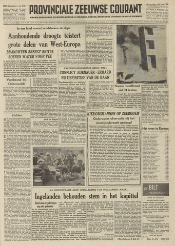 Provinciale Zeeuwse Courant 1959-06-24