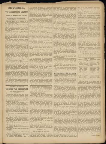 Ter Neuzensche Courant. Algemeen Nieuws- en Advertentieblad voor Zeeuwsch-Vlaanderen / Neuzensche Courant ... (idem) / (Algemeen) nieuws en advertentieblad voor Zeeuwsch-Vlaanderen 1898-11-19