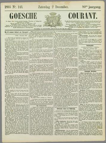 Goessche Courant 1893-12-02