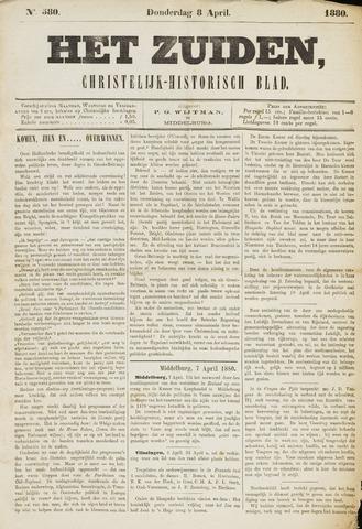 Het Zuiden, Christelijk-historisch blad 1880-04-06