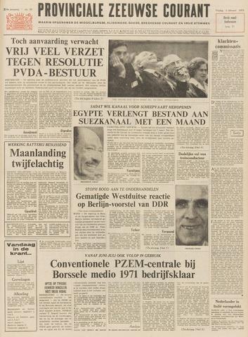 Provinciale Zeeuwse Courant 1971-02-05