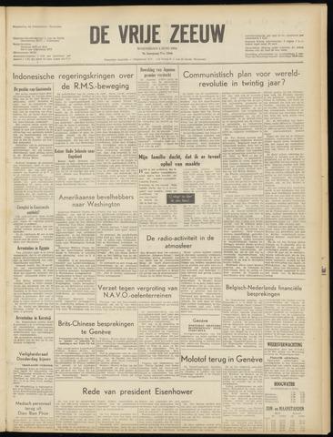de Vrije Zeeuw 1954-06-02
