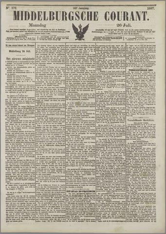 Middelburgsche Courant 1897-07-26