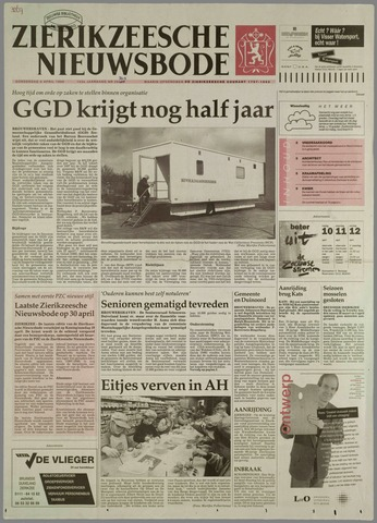 Zierikzeesche Nieuwsbode 1998-04-09