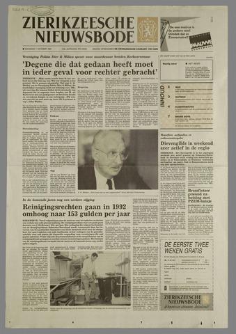 Zierikzeesche Nieuwsbode 1991-10-07