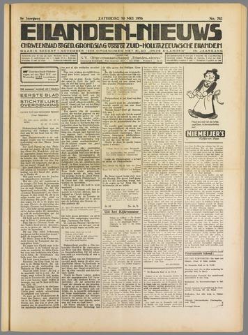 Eilanden-nieuws. Christelijk streekblad op gereformeerde grondslag 1936-05-30