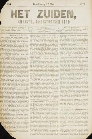 Het Zuiden, Christelijk-historisch blad 1877-05-17