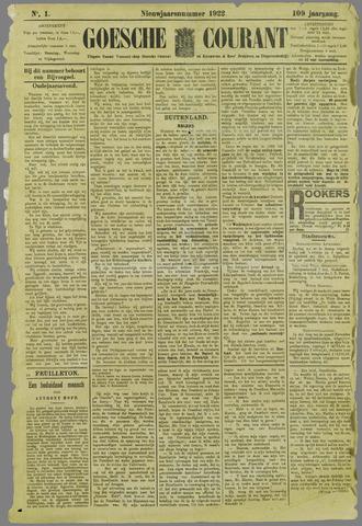 Goessche Courant 1922