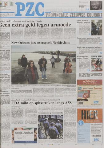 Provinciale Zeeuwse Courant 2005-11-30