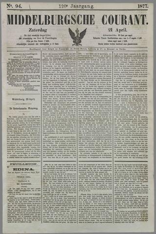 Middelburgsche Courant 1877-04-21