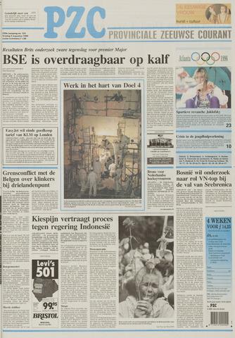 Provinciale Zeeuwse Courant 1996-08-02