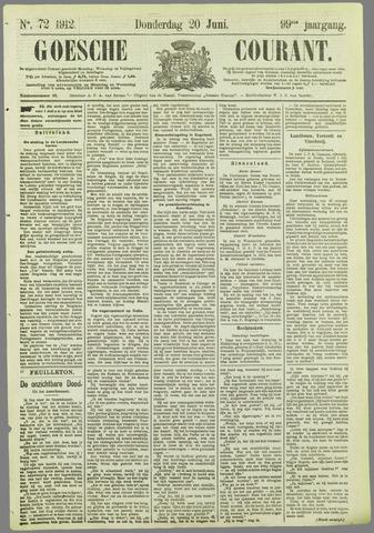 Goessche Courant 1912-06-20