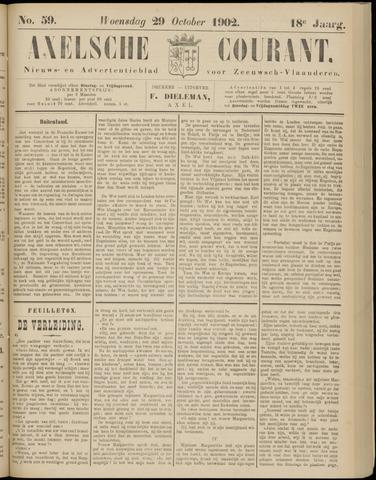 Axelsche Courant 1902-10-29