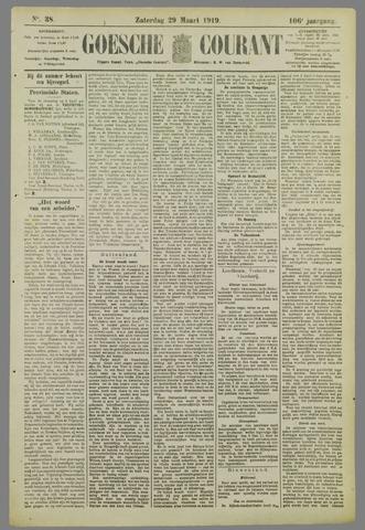 Goessche Courant 1919-03-29