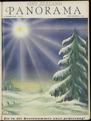 Ons Zeeland / Zeeuwsche editie 1940-12-19