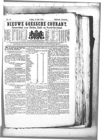 Nieuwe Goessche Courant 1880-05-14