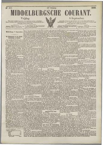 Middelburgsche Courant 1899-09-08