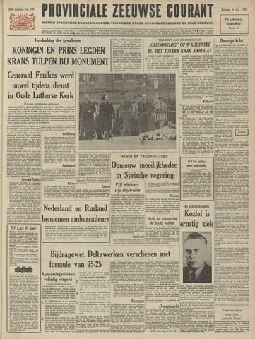 Provinciale Zeeuwse Courant 1963-05-04
