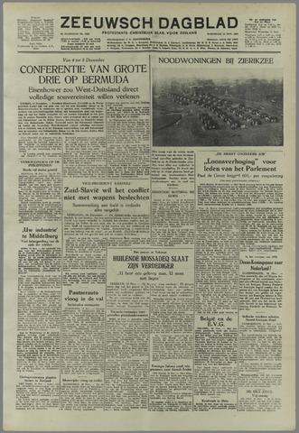 Zeeuwsch Dagblad 1953-11-11