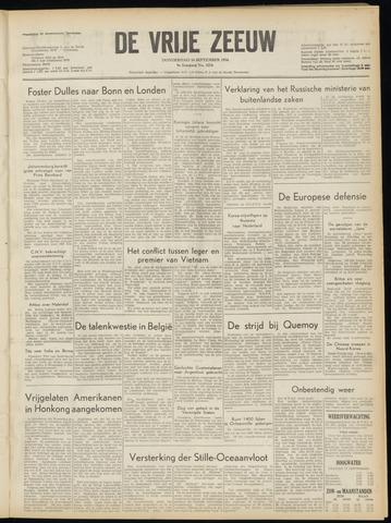 de Vrije Zeeuw 1954-09-16