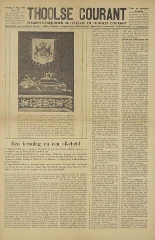 Ierseksche en Thoolsche Courant 1948-08-27