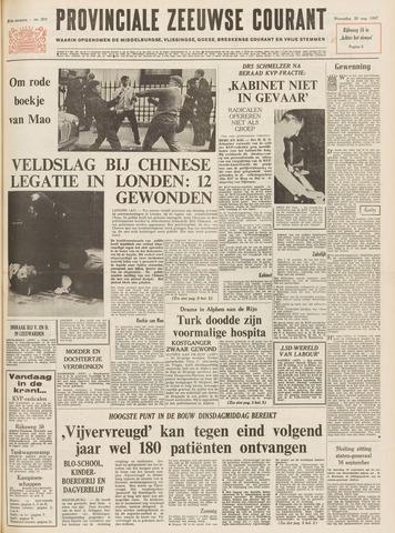 Provinciale Zeeuwse Courant 1967-08-30