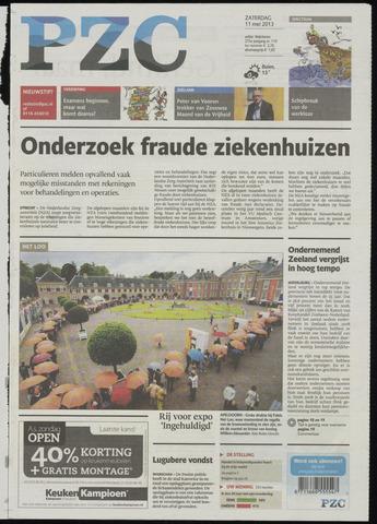 Provinciale Zeeuwse Courant 2013-05-11