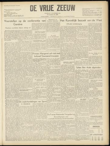 de Vrije Zeeuw 1955-11-01