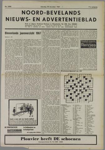 Noord-Bevelands Nieuws- en advertentieblad 1967-12-30
