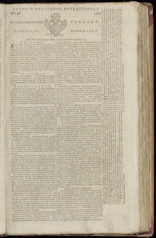 Middelburgsche Courant 1795-03-14