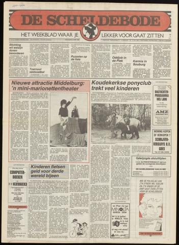 Scheldebode 1985-05-16