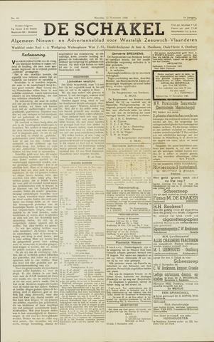 De Schakel 1945-11-12