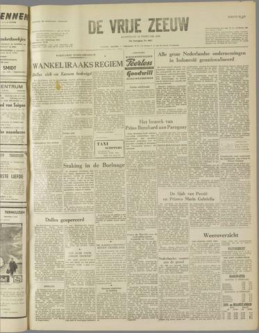 de Vrije Zeeuw 1959-02-14