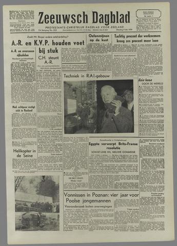 Zeeuwsch Dagblad 1956-10-09
