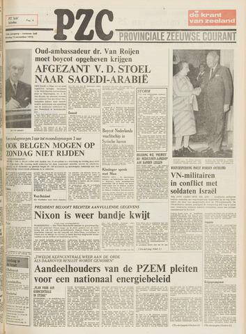 Provinciale Zeeuwse Courant 1973-11-13