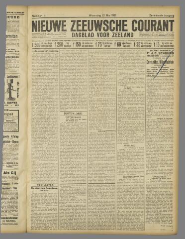 Nieuwe Zeeuwsche Courant 1921-05-18