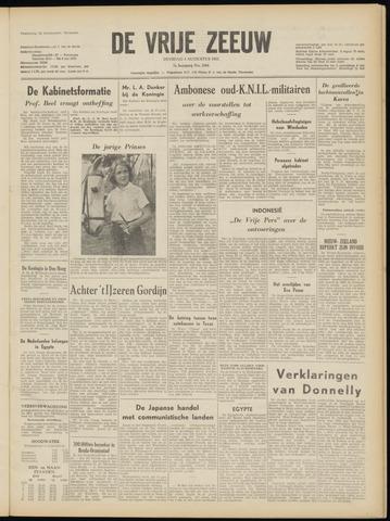 de Vrije Zeeuw 1952-08-05