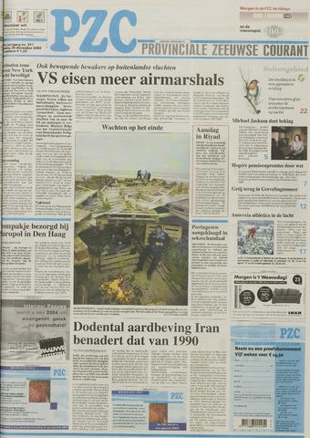 Provinciale Zeeuwse Courant 2003-12-30