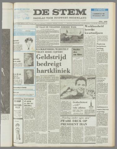 de Stem 1980-08-02