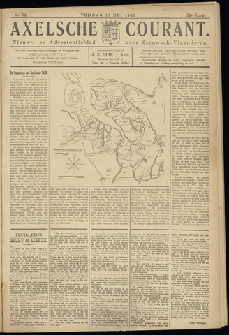 Axelsche Courant 1936-05-15