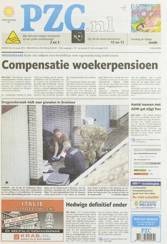 Provinciale Zeeuwse Courant 2010-03-24