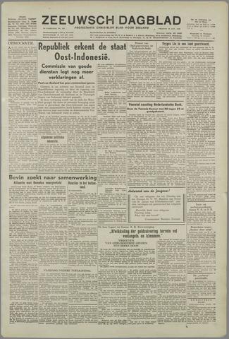 Zeeuwsch Dagblad 1948-01-23